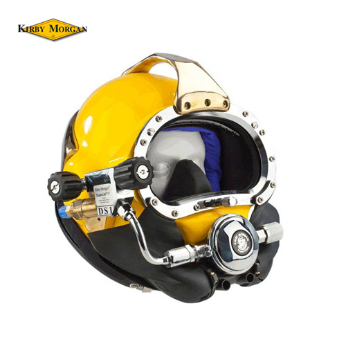 [KIRBY MORGAN]SuperLite 17B Helmet
