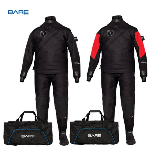 [BARE]HDC TECH DRY DRYSUIT