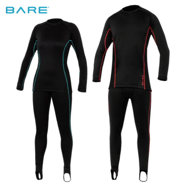 BARE ULTRAWARMTH BASE LAYER 드라이슈트내피